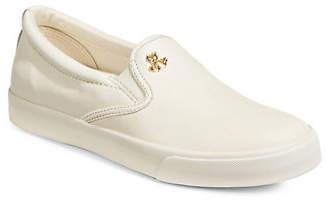 Lauren Ralph Lauren Super Soft Leather Silp-On Shoes