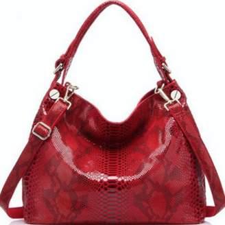 At Ahalife Annie Diamantidis Handbags Helen Hobo Embossed Snakeskin