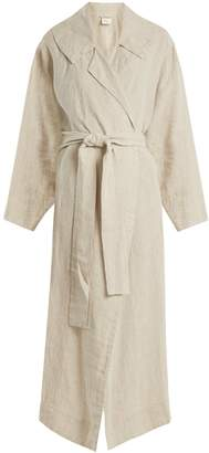 ONCE MILANO X Toogood linen robe