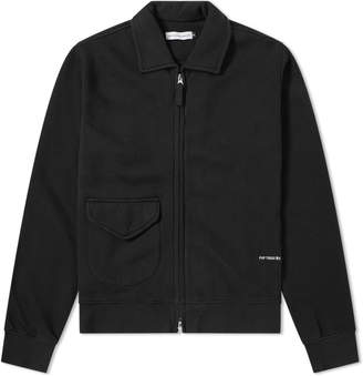 Pop Trading Company Double Zip Jersey Jacket