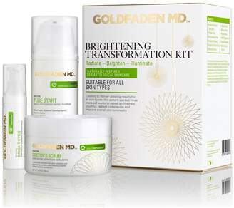Next Womens Goldfaden MD Brightening Transformation Kit