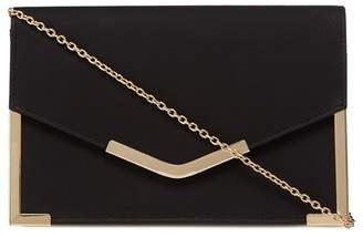 Call it SPRING Black 'Galalenna' Clutch Bag