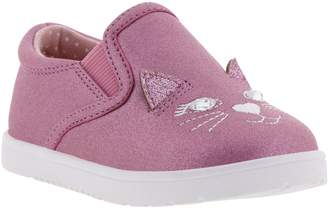 Børn Bailey Jaslyna Slip-On Glitter Sneaker