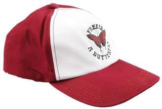 Off-White Butterfly Print Baseball Cap