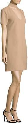 Trina Turk Women's Luxe Drape Mini Dress