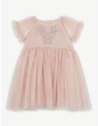 TUTU DU MONDE Star sequin tulle dress 3-24 months