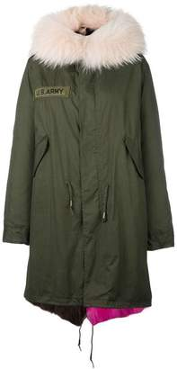 As65 fur lined parka