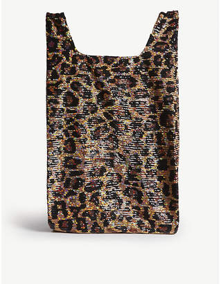 Ashish Embellished tote bag