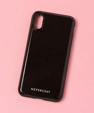 MePercent (ミィパーセント) - SミラーSSロゴiPhoneX/Xsケース