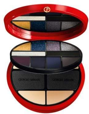 Giorgio Armani Red Carpet Eyes And Face Makeup Palette