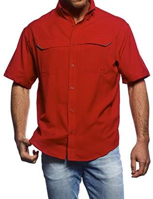 PRO-CELEBRITY Men's Fishing Shirt