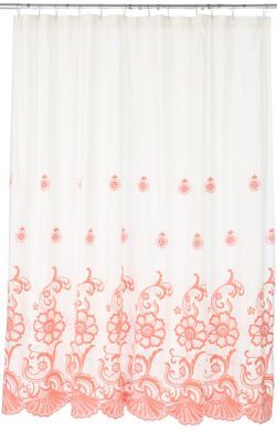 Eyres Shower Curtain