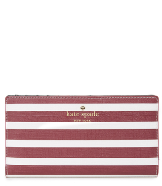 Kate Spade New York Stacy Continental Wallet $88 thestylecure.com