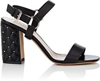 "Valentino Women's ""Free Rockstud Spike"" Leather Sandals"