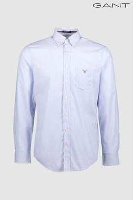 Next Mens GANT Classic Stripe Shirt