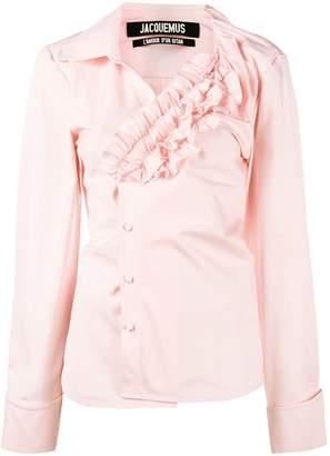 Jacquemus La Chemise Seville Shirt