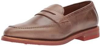Allen Edmonds Men's Addison Moc-Toe Slip-on with Saddle and Collar Penny Loafer
