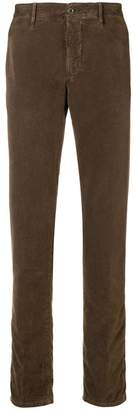 Incotex straight-leg corduroy trousers