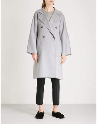 Max Mara Fausta double-breasted cashmere coat
