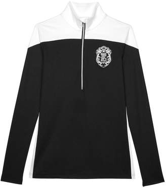 Black Label Dominic Half-Zip Pullover