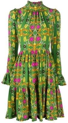 La Double J Peasant Dress