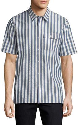 Matiere Branson Striped Sportshirt