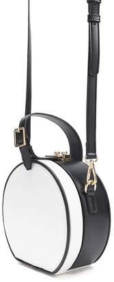 Forever 21 Round Colorblock Handbag