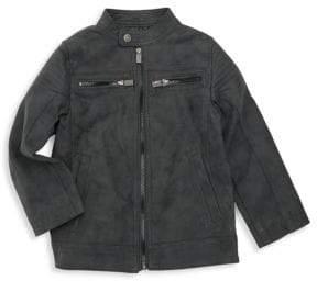 Urban Republic Baby Boy's, Little Boy's & Boy's Textured Full-Zip Jacket