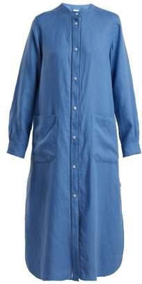 Max Mara Beachwear - Riccio Dress - Womens - Blue