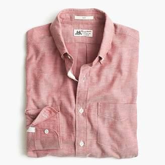 J.Crew Slim Thomas Mason® for shirt in brushed oxford