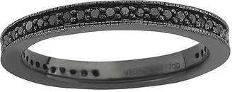 Black Diamond FINE JEWELRY Color-Enhanced Stackable Ring