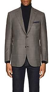 Brioni Men's Ravello Wool-Blend Two-Button Sportcoat-Beige, Tan