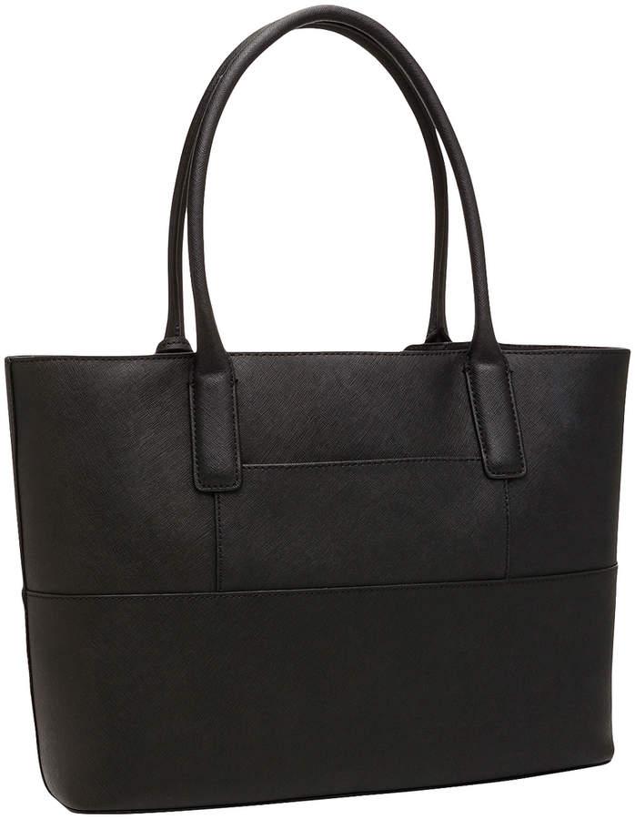 Calvin Klein H3GB11NB_BBLK Saffiano Cross Body Bag