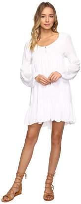 Volcom Ethos Long Sleeve Dress Women's Dress
