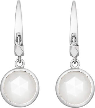 Astley Clarke Stilla sterling silver moonstone earrings