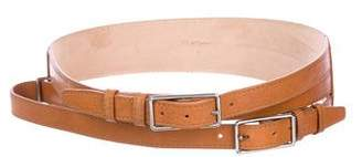 3.1 Phillip Lim Leather Waist Belt