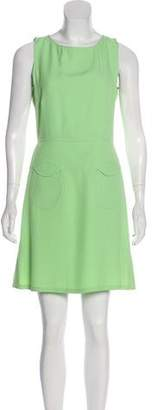RED Valentino Sleeveless Mini Dress