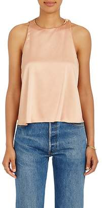 A.L.C. Women's Jasper Stretch Silk-Blend Top
