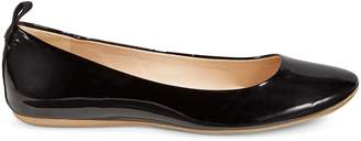 Karl Lagerfeld Paris Vada Leather Flats