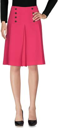 Mantu Knee length skirts