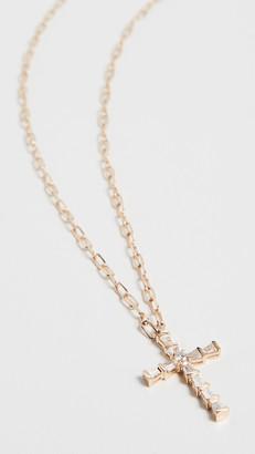 Shay Mini Cross Necklace