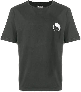Neighborhood ying yang print T-shirt