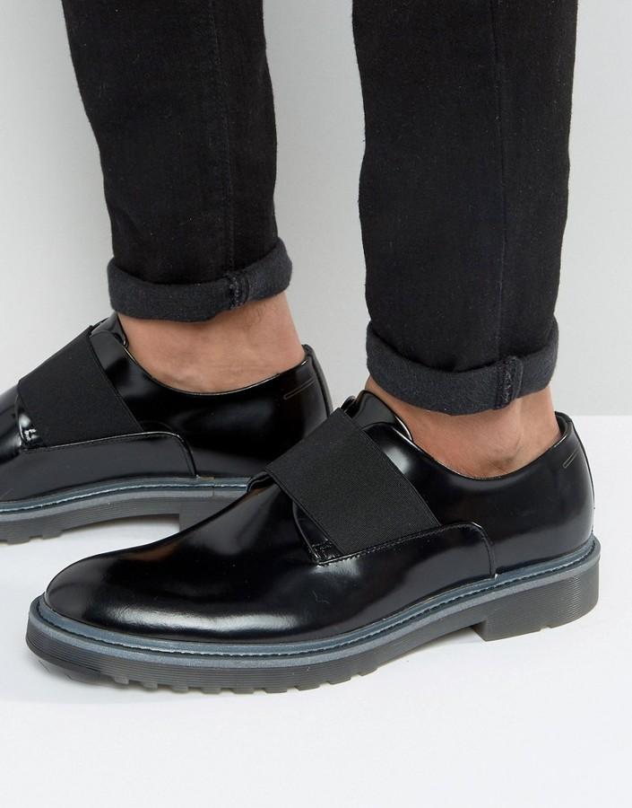 Hugo BossHUGO by Hugo Boss Pure Elastic Derby Shoes