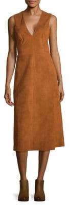Tibi Castora Deep Dress