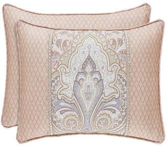 Sloane Royal Court Blush Boudoir Bedding
