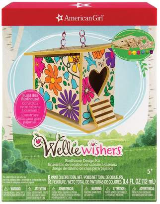 Fashion Angels American Girl Wellie Wisher Birdhouse Set