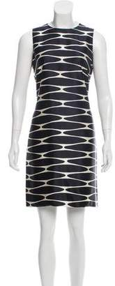 Akris Silk Shift Dress