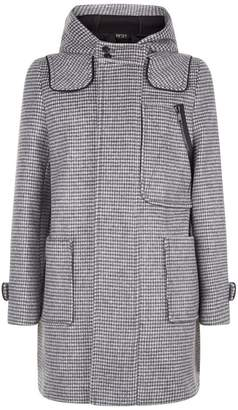 N°21 Miniature Check Coat