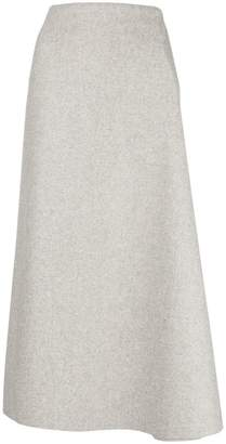 Sofie D'hoore flared detail long skirt
