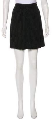 Anna Sui Sui by Pleated Mini Skirts